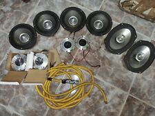 Impianto Audio Auto Completo Boston, Ipnosis, Alpine