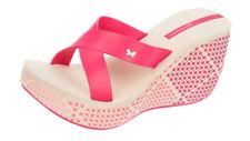 Sandali e scarpe beige zeppa Ipanema per il mare da donna