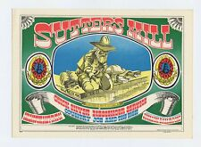 Family Dog 62 Sutters Mill Postcard Quicksilver Messenger 1967 May 19