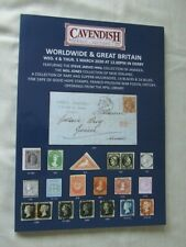 Cavendish Stamp Auction Catalogue - Worldwide & Great Britain - March 2020