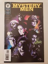 Mystery Men #1 (1999) Dark Horse Comics Bob Fingerman! Movie Adaptation