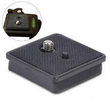 High-quality 40*42mm Quick Release QR Plate for Weifeng Tripod 330A E147 Black