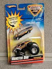 """Hot Wheels Monster Jam MONSTER TRUCK DUO  """"Maximum Destruction""""  MIP  2009"""