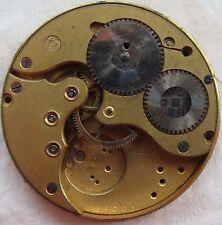 International Watch Co. I.W.C. pocket watch movement parts 42,5 mm. in diameter