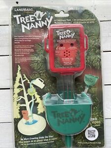 New Electronic Christmas Tree Watering System Tree Nanny Plays Jingle Bells