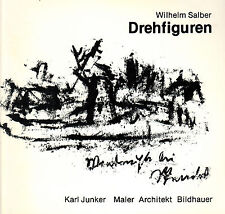 Salber, Drehfiguren, Karl Junker Maler Architekt Bildhauer, Junkerhaus Lemgo '78