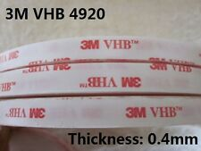 3M VHB 4920 Double-sided Acrylic Foam Tape Automotive length 33 Meter ( 108ft )
