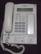 3 x Panasonic Phone Handsets KX-T7630;TDA30,TDA100,TDA200,TDE200,TDA600,TDE600
