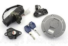 Ignition Switch Petrol Fuel Cap Lock Set Aprilia RS125 RS 125 Tuono 1999 to 2011