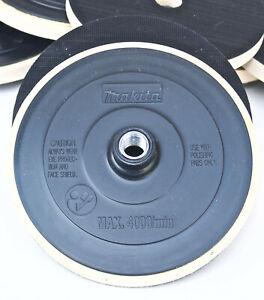 "NEW 7 "" inch Car Polisher Buffing Polishing Makita Hook & Loop Pad Buffer 5/8 11"