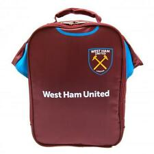 West Ham United Utd Fc Kit School Lunch Bag Picnic With Swing Tag