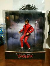 MICHAEL JACKSON THRILLER ACTION FIGURE LIMITED EDITION 05932 PLAYMATES TOYS RARE