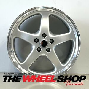WALKINSHAW STYLE  20inch wheels only  to fit most Holden SET OF 4 SILVER