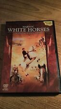 SPANISH RIDING SCHOOL LIPIZZANER MAJESTIC WHITE HORSES VIENNA DVD Equestrian
