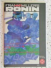Ronin Book Three Frank Miller VF/NM 9.0