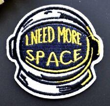 Astronaut Alien Sci-Fi  Iron Sew On Patch Applique Science Fiction UFO Space man