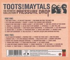 TOOTS AND THE MAYTALS PRESSURE DROP 2 DISCS CD COLLECTION 49 TRACKS BEST REGGAE