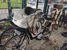 Marken E - Bike Pedelek KinderSitze vorne und hinten Stabil 110 Volt Ladegerät