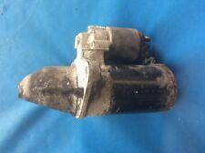 Rover 200/400/25/45 MG ZR/ZS Starter Motor (Part#: 0 001 107 080) 1.8 K-Series