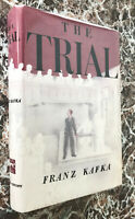 The Trial, First Edition, 1948, by Franz Kafka, with Facsimile Dust Jacket