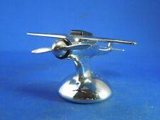 Vintage Hamilton Art Deco Chrome Plated Table Lighter