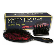 """Mason Pearson B3 'práctico Cerda """"Cepillo de Pelo + Gratis 1541 London Peine Desenredador"""
