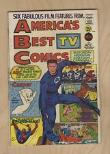 America's Best TV Comics #1 1967 VG/FN 5.0 Fantastic Four Spiderman