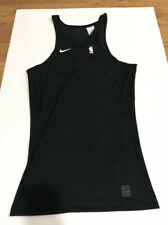 Nike NBA Pro Breathe Compression Tank BLACK 880805-010 XLarge Tall XLT