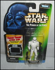 NRFP STAR WARS THE POWER OF THE FORCE STORMTROOPER BLASTER RIFLE INFANTRY CANNON