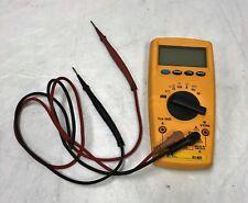 Ideal 61-481 Digital Multimeter Commercial Grade, PlatinumPro, 480 Series