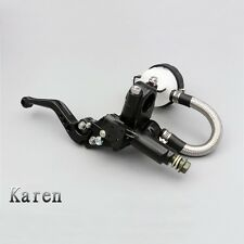 7/8'' Clutch Levers Master Cylinder Reservoir Set For Yamaha Motorcycle New 22mm