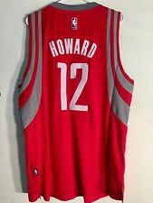 Adidas Swingman 2015-16 NBA Jersey Houston Rockets Dwight Howard Red Chinese L