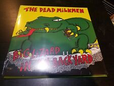 Dead Milkmen - Big Lizard in My Backyard LP - green vinyl - punk