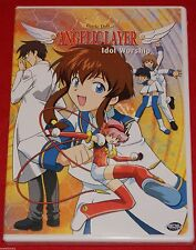 Angelic Layer - Vol. 3: Idol Worship (DVD, 2004) Battle Doll Action Brand New R1