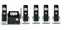 AT&T TL96271 DECT 6.0 Cordless Bluetooth to Cell Phone 5 Handset Phone System