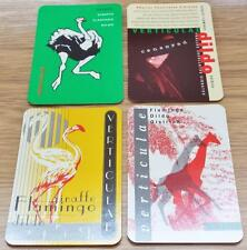 Zoo Quartet 1992 Playing Card Game - Dutch Designers - Happy Families