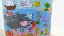 Feltkids Board Activity Jonah And The Whale Felt Board
