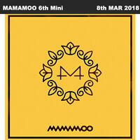MAMAMOO Yellow Flower 6th Mini Album CD+Booklet+Photocard+Poster KPOP