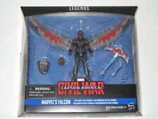 2015 MARVEL LEGENDS : CAPTAIN AMERICA CIVIL WAR - MARVEL'S FALCON FIGURE