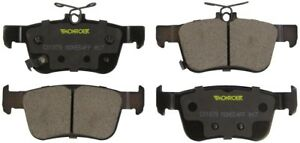 Disc Brake Pad Set-DX Rear Monroe CX1878 fits 16-17 Honda Civic