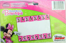 Minnie Mouse Birthday Party Supplies TableCloth Table Cover