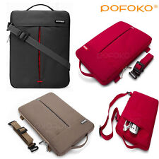 Laptop waterproof Shoulder Bag Case For ACER LENOVO DELL ThinkpadHasee Toshiba