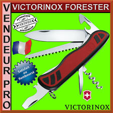 COUTEAU SUISSE VICTORINOX FORESTER MANCHE BI MATIERE 10 OUTILS 0.8361.C NEUF