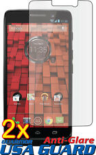 2x Anit-Glare Anti-Fingerprint LCD Screen Protector Motorola Droid Mini XT1030