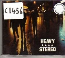 (CO735) Heavy Stereo, Chinese Burn - 1996 CD