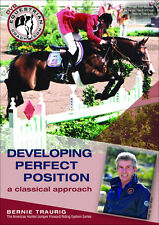 Developing Perfect Position - Bernie Taurig - Brand New Sealed DVD