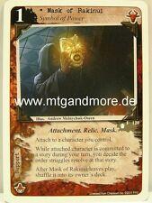 Call of Cthulhu lunaires - 2x Mask of rakinui #120 - shadow of the monolithe