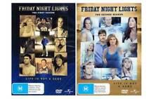 FRIDAY NIGHT LIGHTS Season 1+2=10-DVD Set=tv series NEW