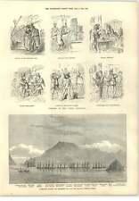 1873 exposición de Viena geólogo Relojeros árabe Joyero Cartagena Harbour