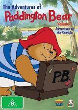 The Adventures Of Paddington Bear - Adventure At The Seaside : Vol 1 (DVD, 2011)